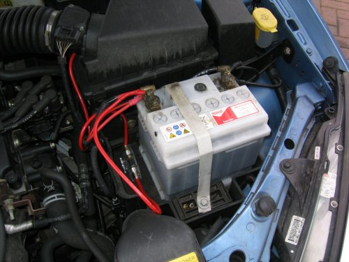 stevieg org car pc install building the install v4 rh allabout365 com car battery wiring kit car battery wiring harness